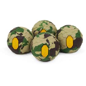Helinox Vibram Ball Feet Set 4 Pieces field camo